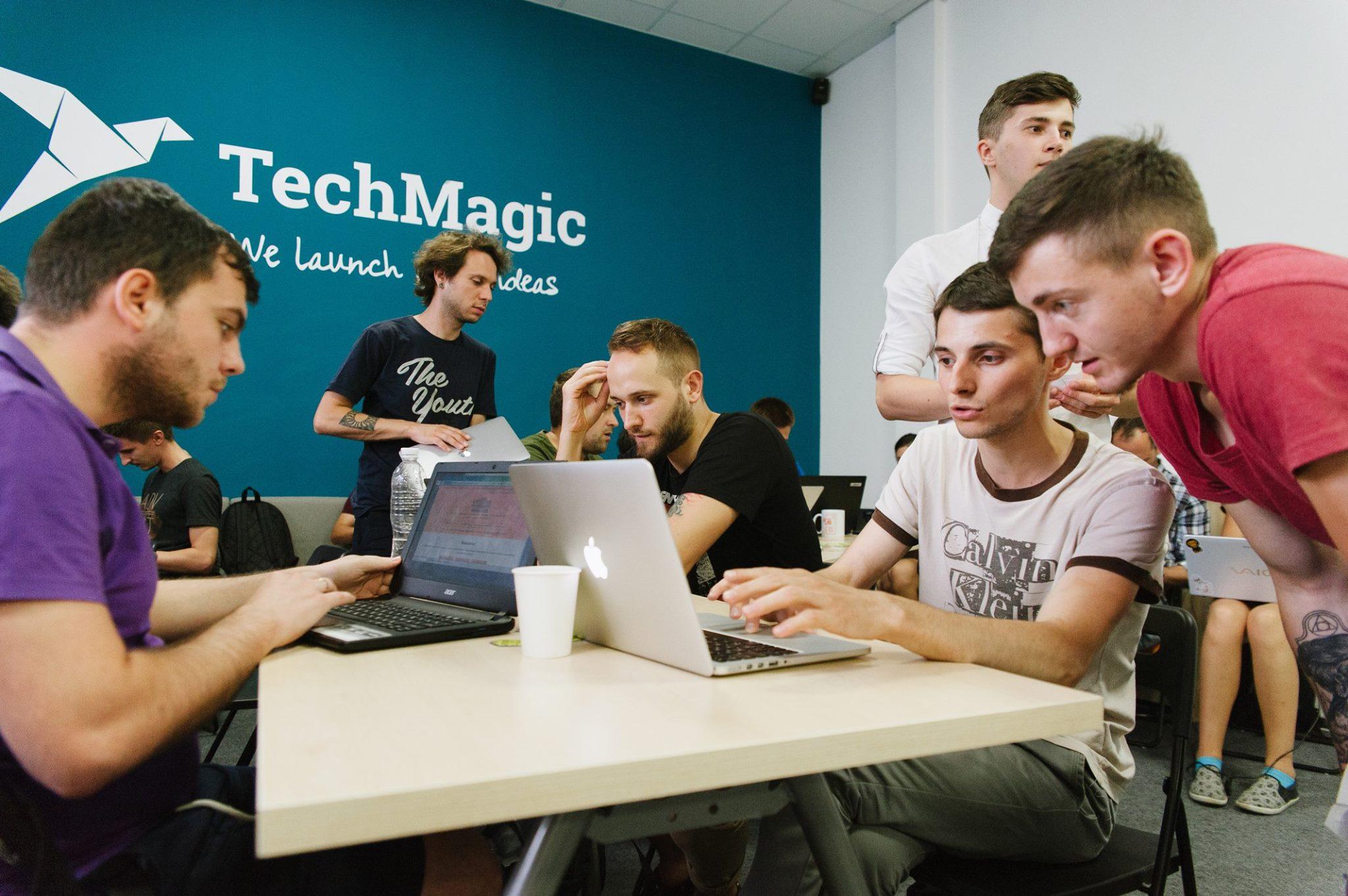 Вони шукають Тебе: JavaScript Training Center