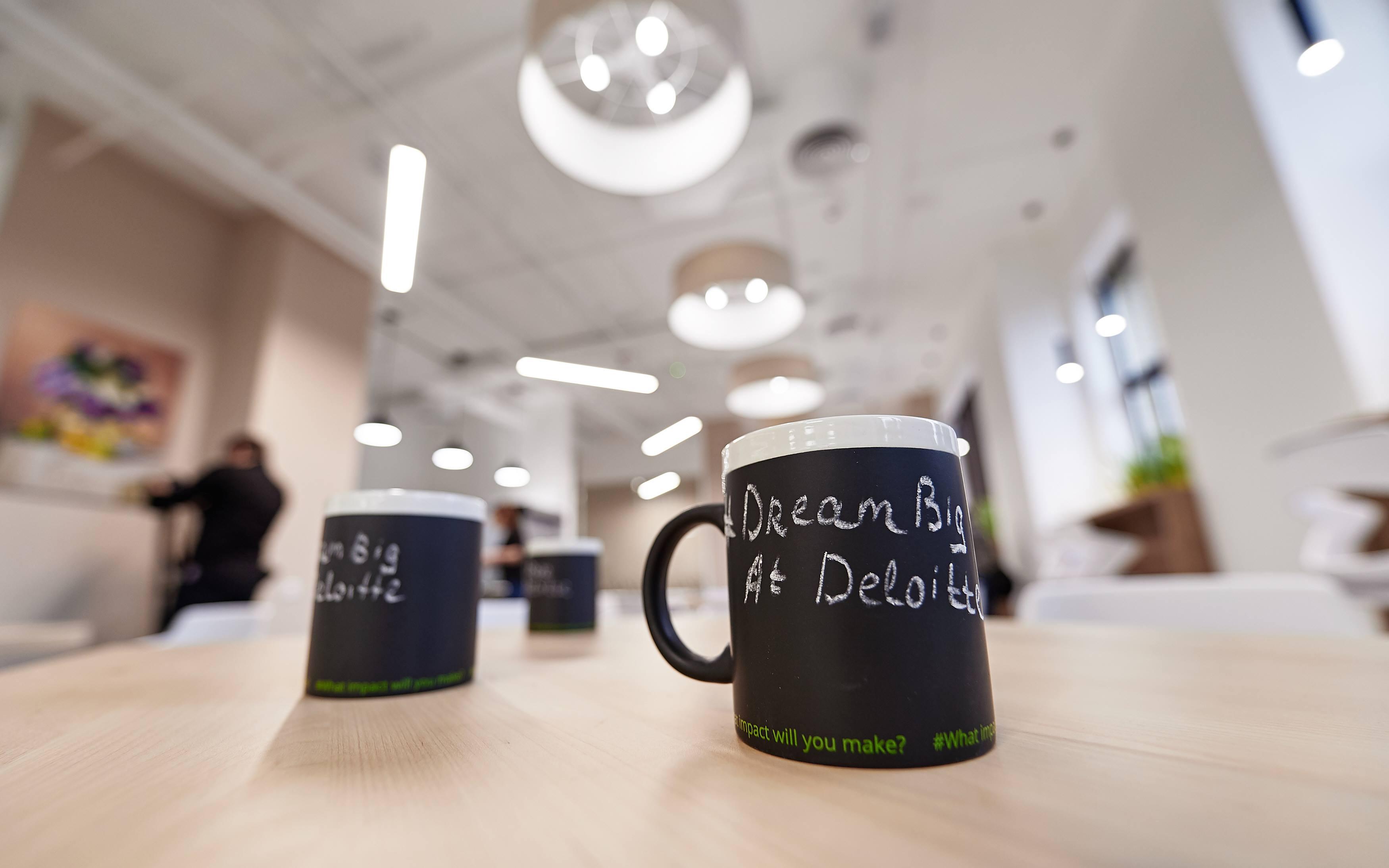 «Делойт» в Україні: Реальний спосіб розпочати кар'єру в міжнародній компанії